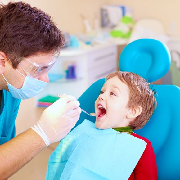 Pediatric Oral Health Exams